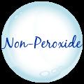 Non-Peroxide